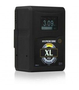 CoreSWX Hypercore XL 293wh, 14.8v 19.8Ah Gold Mount Hi-Draw Li-ion Battery Brick, Hypercore XL 293wh,
