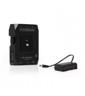 CoreSWX PowerBase EDGE Small Form Cine V-Mount Battery Pack 49wh, 14.8v with Sony L-