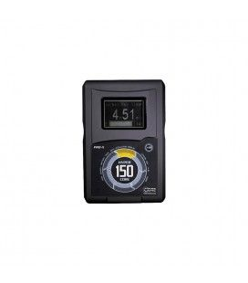 CoreSWX 150wh, 14.8v 10.6Ah 3-Stud Hi-Draw Li-ion Battery Brick with Backlit LCD and Fuel Gauge