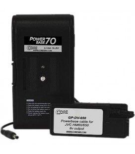 """CoreSWX PowerBase 70 for JVC HM600/650 12"""""""