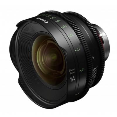 Canon CN-E14mm T3.1 FP X Sumire Cinema PL Mount Prime Lens