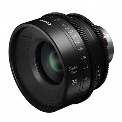 Canon CN-E24mm T1.5 FP X Sumire Cinema PL Mount Prime Lens
