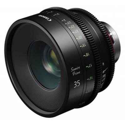 Canon CN-E35mm T1.5 FP X Sumire Cinema PL Mount Prime Lens