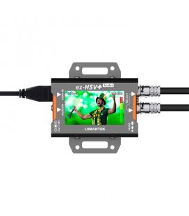 Lumantek ez-HSV+ HDMI to SDI Converter with Display