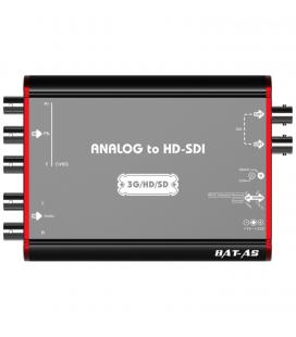 Lumantek BAT-AS Analog to HD-SDI Converter
