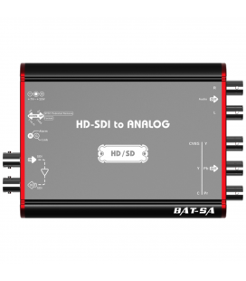 Lumantek BAT-SA HD-SDI to Analog Converter