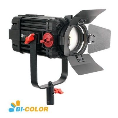 CAME-TV F-100S Boltzen 100w Fresnel Focusable LED Bi-Color