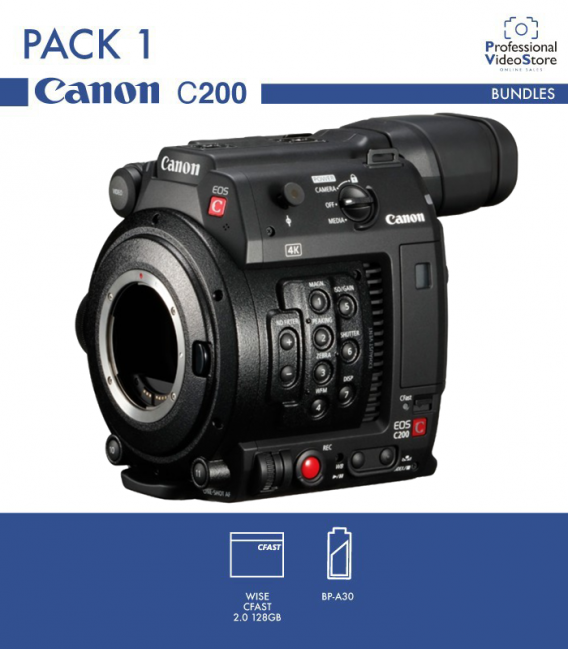 CANON C200 Basic Pack