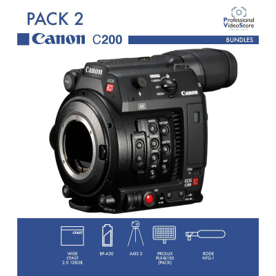 CANON C200 Essential Pack
