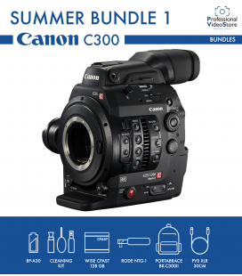 Canon EOS C300 MKII Summer Bundle 1