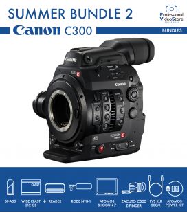 Canon EOS C300 MKII Summer Bundle 2