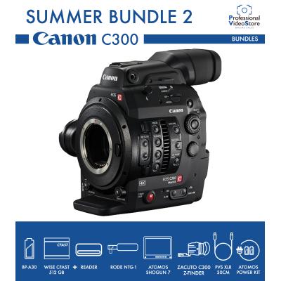 Canon EOS C300 MKII Summer Bundle 2