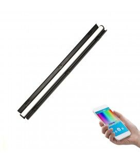 CAME-TV Andromeda Slim Tube LED Light 2FT RGBDT