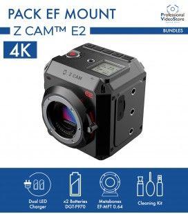 Pack Z-Cam EF Mount