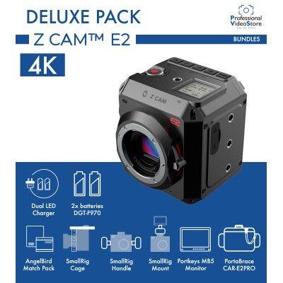 Deluxe Pack Z-Cam E2