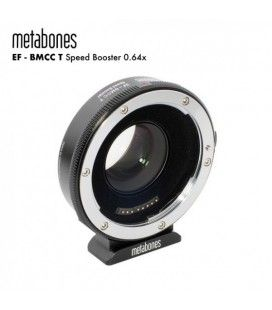 Metabones ef - bmcc t speed booster 0.64x