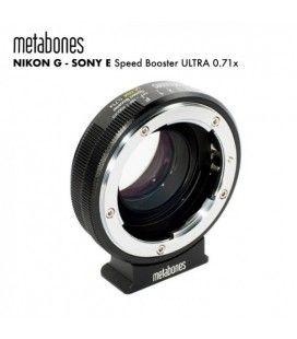 ¿Ha visto este producto a un mejor precio?  Metabones nikon g - sony e speed booster ultra 0.71x