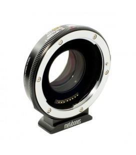 Metabones canon ef lens to micro cuatro tercios t speed booster ultra 0.71x