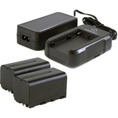CANON EOS C200 + Ninja V + Power Kit