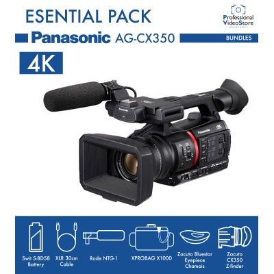 Panasonic AG-CX350 Essential Pack