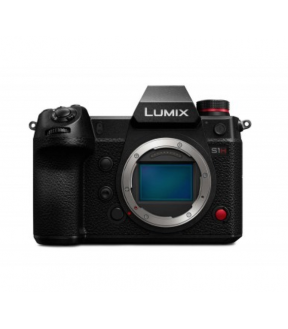 Panasonic LUMIX S1H Mirrorless Camera