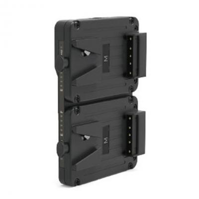 SWIT KA-M20S Dual Pocket V-Mount Battery Hot Swap Plate