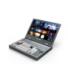 AVMATRIX PVS0615 6 Channel Multi-format Video Switcher