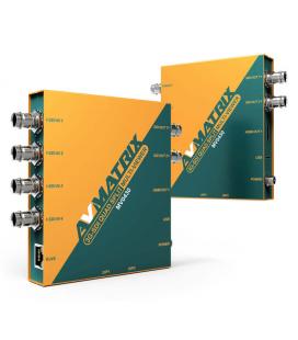AVMATRIX MV0430 4 Channel SDI Multiviewer