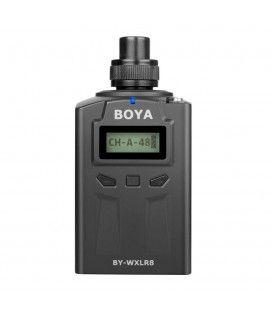 Boya WXLR8PRO Plug-in UHF Pro Wireless Transmitter