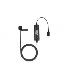 Boya Lavalier Omnidirectional microphone for IOS BY-DM1