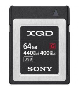 SONY XQD 64GB G SERIES 400 MB/s QD-G64E
