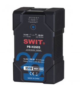 SWIT PB-H260S TWO VOLTAGE BATTERY 260WH