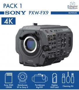 Pack 1 Sony PXW-FX9