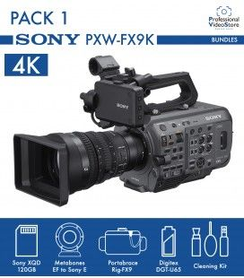 Pack 1 Sony PXW-FX9K