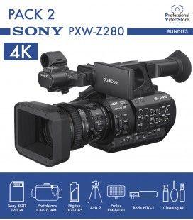 Pack 2 Sony PXW-Z280