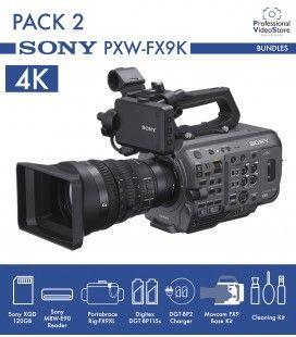 Pack 2 Sony PXW-FX9K