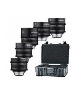 SAMYANG XEEN 3 LENS KIT (To choose) + Hardcase