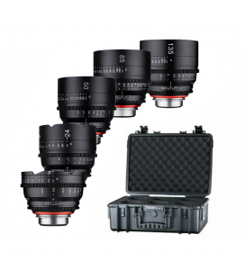 SAMYANG XEEN 5 LENS KIT (To choose) + Hardcase