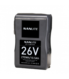 NANLITE V-Mount Battery 26V 270WH