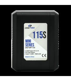 Digitex Mini V-lock Series DGT-BP115s