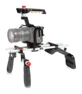 SHAPE Blackmagic Pocket cinema 4k, 6k shoulder mount