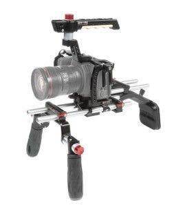 SHAPE Blackmagic Pocket cinema 4k, 6k offset shoulder mount