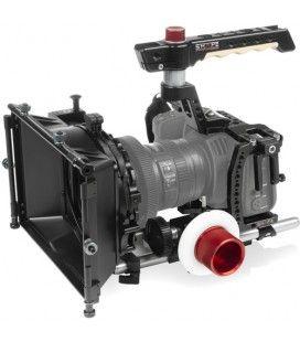 SHAPE Blackmagic Pocket cinema 4k, 6k cage kit, matte box, follow focus