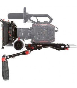 SHAPE Shoulder Rig Bundle with Follow Focus & Matte Box for Panasonic AU-EVA1