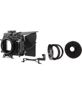 SHAPE 4 x 5.6 Carbon Fiber Swing-Away Matte Box Set with 15mm LWS & 19mm Studio Rod Adapters
