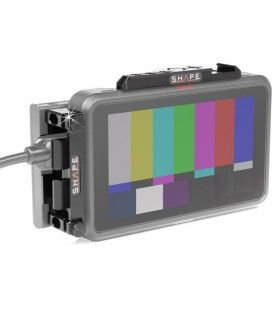 """SHAPE HDMI Lock System and Top Plate Kit for 5"""" Atomos Ninja V"""