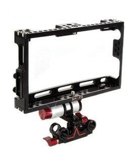 SHAPE Atomos Shogun Cage with 15mm Monitor Bracket