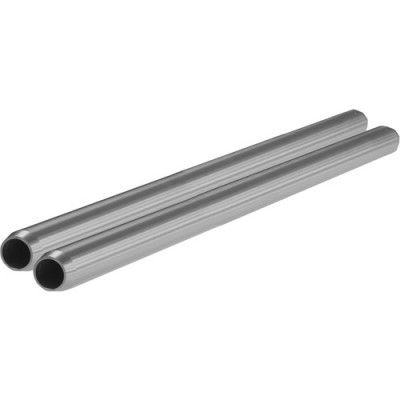 "SHAPE 15mm Aluminum Rods (Pair, 12"")"