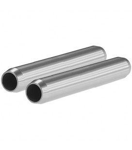 "SHAPE 19mm Aluminum Rods (Pair, 4"")"