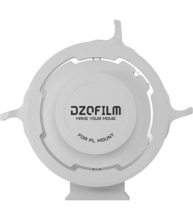 DZOFilm PL Lens to Canon RF-Mount Adapter (White)